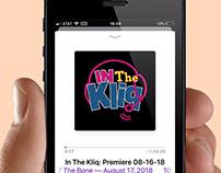In the Kliq Podcast Branding