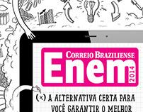 Correio Braziliense - Simulado ENEM
