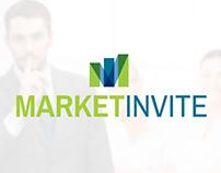 Logo design for Market Invite