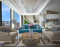 Modern-Classic apartament