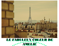 Free Photoshop Curve & LUT Le Fabuleux Coleur de Amelie