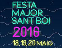 Festa Major Sant Boi 2016