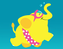 Keep Swimming Mobile Game