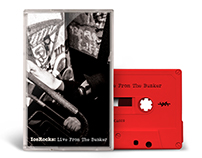 IceRocks - Live From The Bunker Cassette