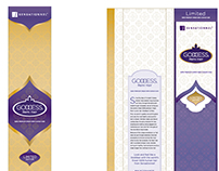 Sensationnel Goddess Premium Packaging