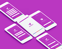 Rocket App Redesign Concept
