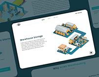 ACME Warehousing Website Redesign
