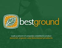 Bestground - Web design and brochure