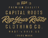Capital Roots Clothing Co. / Rep Your Roots