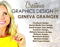 Graphics Design for Geneva Grainger