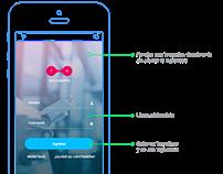Teleconcepto: UI/UX App Design
