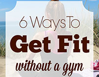 Glenn Gration | 6 Ways To Get Fit Without A Gym