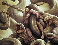 Hercules vs Hydra