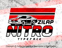 Zilap Nitro Typeface