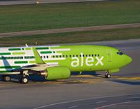 Alex - Branding