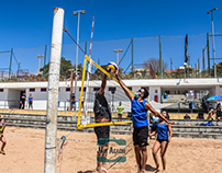 Voley Playa | Sonam A vs Aguere 06 06 2021