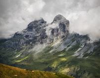 Alpen tower