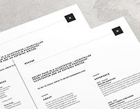 Resume/CV - 'Kelsey'