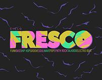 """Poster. Ciclo """"Fresco"""" 2da. edición"""