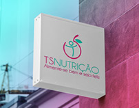 Logo Tipo TS Nutrição