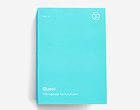 Quest – a logbook for scuba divers