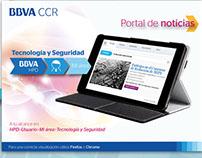 TI, UX, UI. Proyectos digitales BBVA MX.