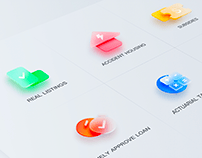 Frosted Glass ICON