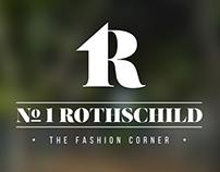 Rothschild 1 | Print & Branding
