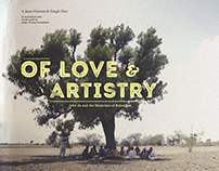 Of Love & Artistry: A musical documentary (2017)
