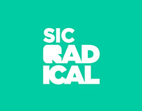 SIC Radical — Network Rebrand