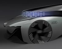 AUDI autonomous sports