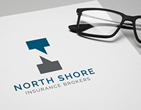 North Shore Insurance Brokers: branding
