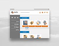 Taulia Client Dashboard