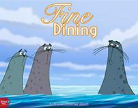 Seals: Fine Dining