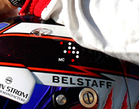 The official logo for Racing DriverMaxChilton