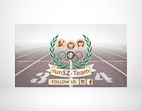 """""""Main theme"""" of some running team"""