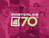Posterlab 70's