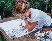 Facilitação Gráfica - BMW Foundation