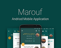 Marouf Android App