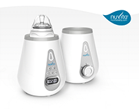NUVITA | Bottle warmer line