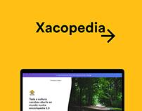 Xacopedia 2021 - UI / UX / Branding Design