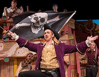 The Pirates of Penzance- Direction and Lighting Design