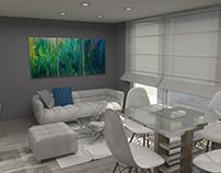 01/2016 Apartment Interior Design Colombia