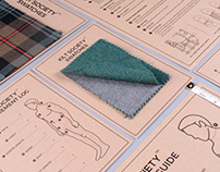 Kilt Society Measuring and Swatch Pack