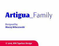 Artigua_Sans_Family