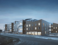 Student Housing Elvesletta