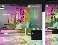 Gradient Design Studio - Responsive Design