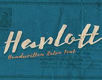 Harlott (Free Font)
