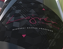 Lajvér wine packaging (Concept) Featured by POTW