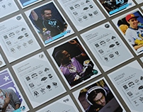 Super Smash Bros. Melee, eSports Trading Cards